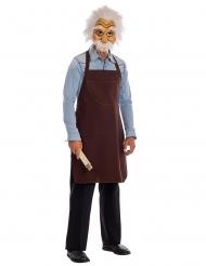 Geppetto™-esiliina ja naamari aikuselle