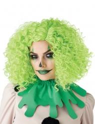 Vihreä peruukki aikuiselle