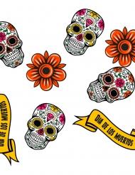 Dia de los muertos- konfetit 24 kpl