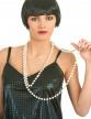 Sautoir de perles nacrées femme-1