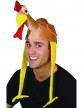 Bonnet coq adulte
