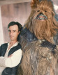 Déguisement édition collector Chewbacca™ Star Wars™ adulte-1