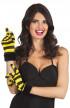 Gants courts abeille femme