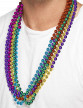 6 Colliers multicolores adulte