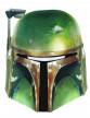 Masque Boba Fett Star Wars™ adulte