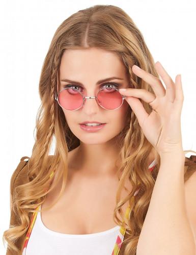 Hippi- aurinkolasit aikuisille-5