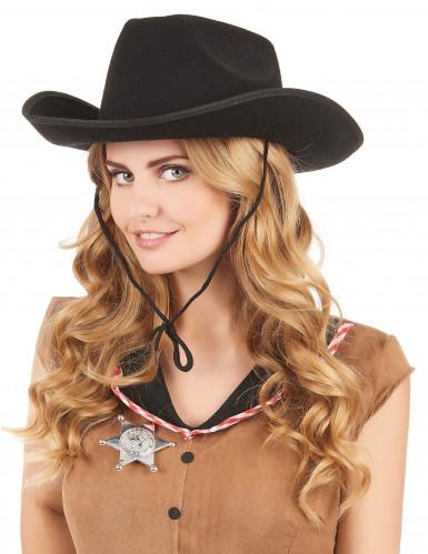 Aikuisten cowboy hattu-1