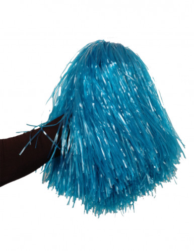 Sininen pom-pom huiska - Juhlaasusteet