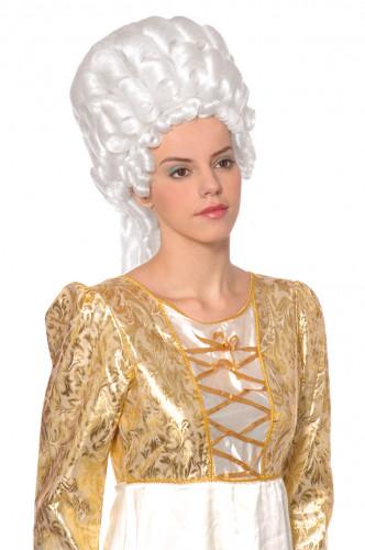 Naisten Marie Antoinette-peruukki