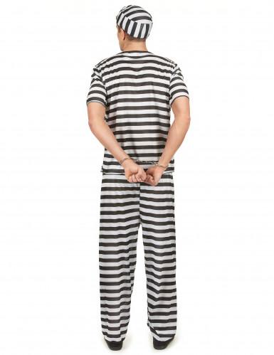 Klassinen vanki - Naamiaisasu aikuisille-2