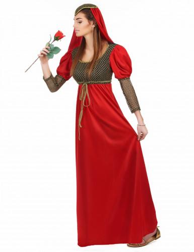 Keskiaikainen asu naisille-1