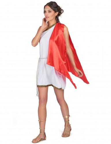 Roomalainen jumalatar - Naamiaisasu aikuiselle-1