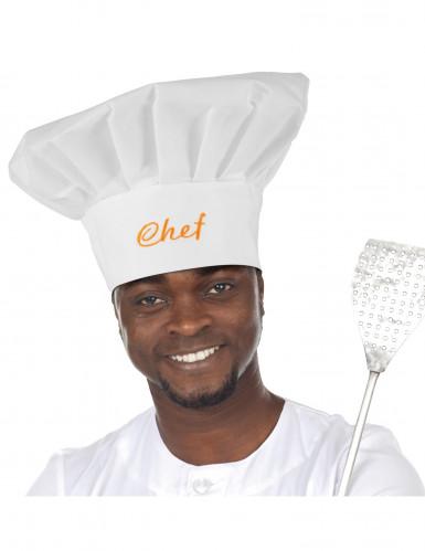 Keittiömestarin päähine aikuisille