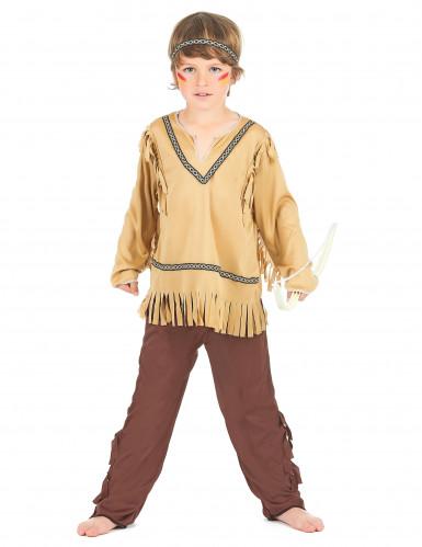 Intiaaniasu - Naamiaisasu lapsille