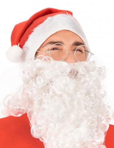 Aikuisten silmälasit Joulupukki-1