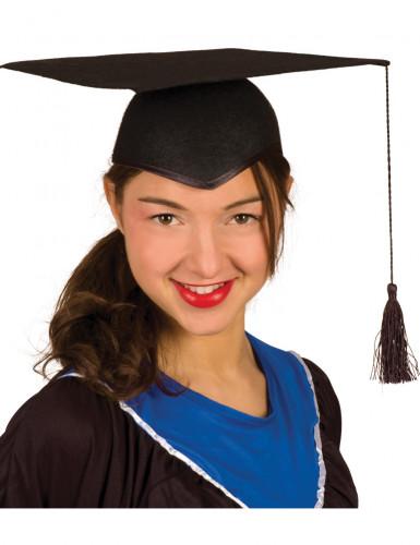 Vastavalmistuneen opiskelijan hattu