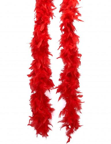 Punainen boa/ höyhenpuuhka - 50 g