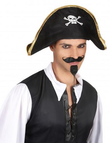 Merirosvokapteenin hattu aikuisille-1