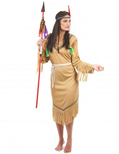 Naisten intiaaniasu