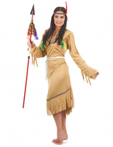 Naisten intiaaniasu-1