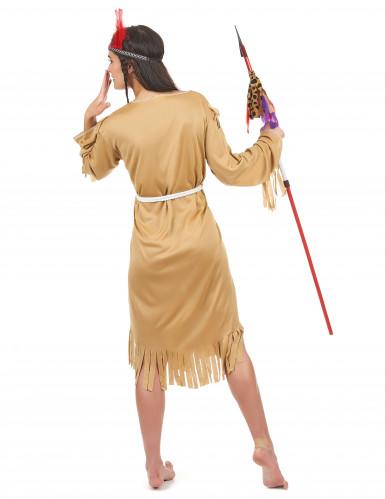 Naisten intiaaniasu-2