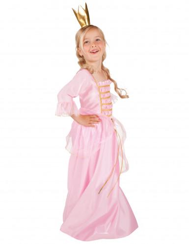 Sievä mekko juhliin - Lasten prinsessa-asu