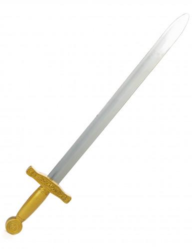 Muovinen ritarin miekka lapsille