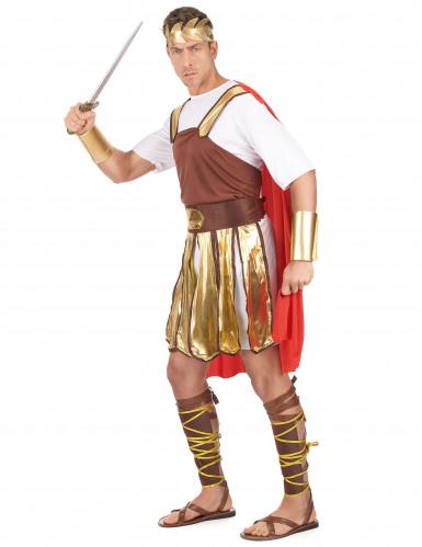 Roomalaisen sotilaan naamiaisasu aikuiselle-1