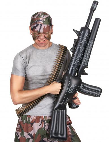 Luotivyö sotilaan naamiaisasuun-1