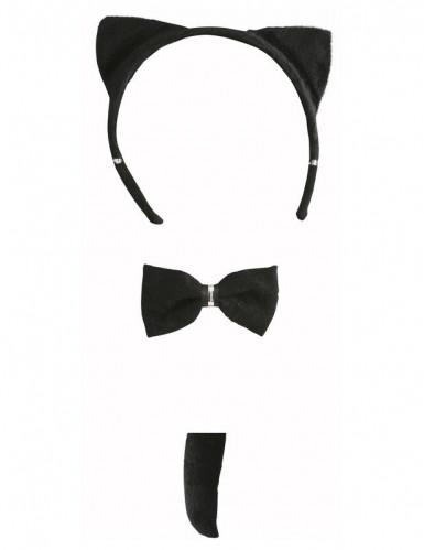 Aikuisten setti Musta kissa-1