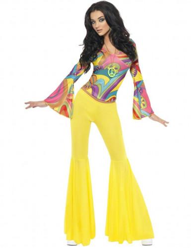70-luvun hippiasu naiselle
