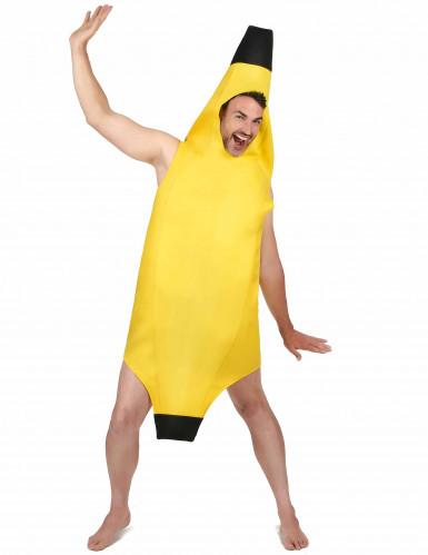 Aikuisten banaanipuku