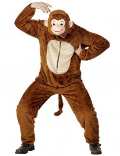 Aikuisen apinapuku