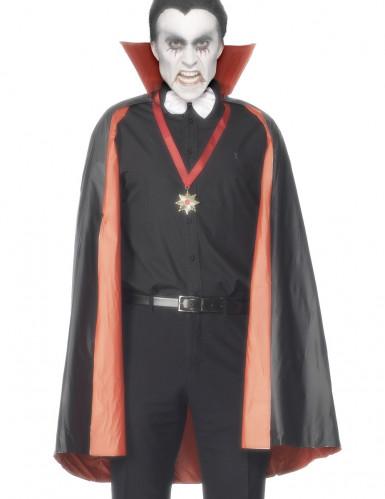 Mustapunainen vampyyrin kääntöviitta aikuisille