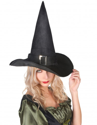 Noidan samettihattu aikuisille - Halloween