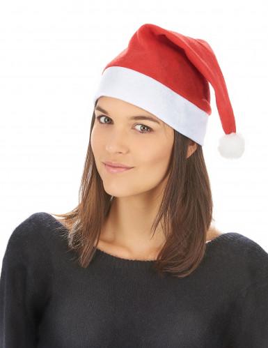 Joulupukin lakki aikuisille-1