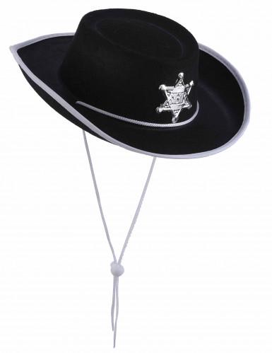 Cowboy-hattu lapsille