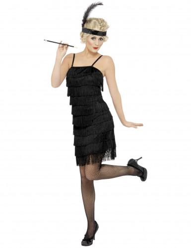 Musta charleston- mekko