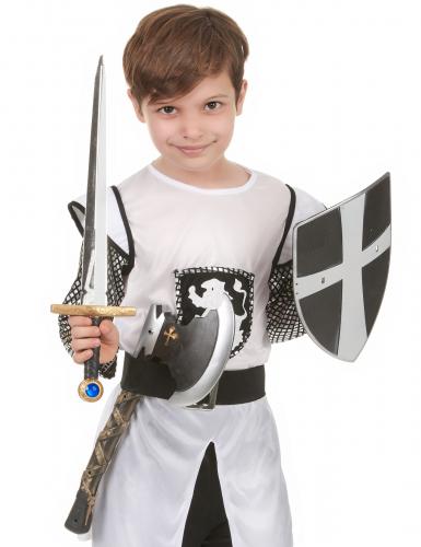 Keskiaikaisen taistelijan setti lapsille-1