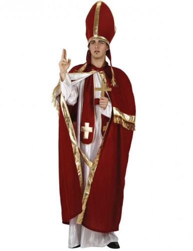 Paavi - Miesten naamiaisasu teemajuhliin