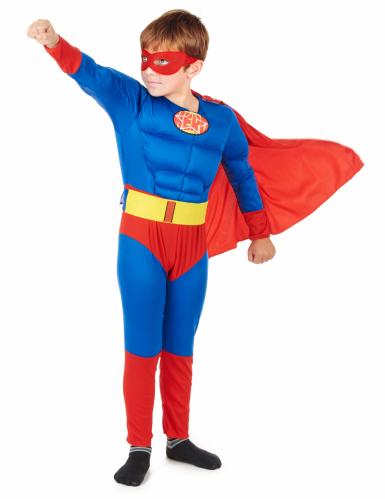 Supersankarin asu lapsille-1