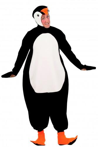 Aikuisen pingviinipuku