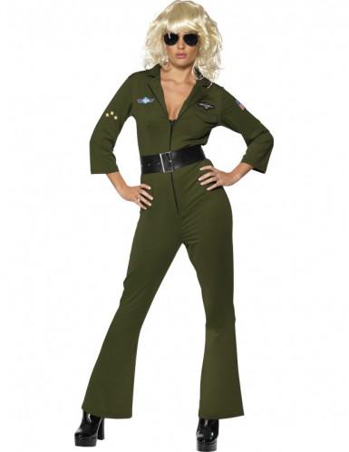 Elokuvasta Top Gun - lentäjistä parhaat™ naamiaisasu naiselle