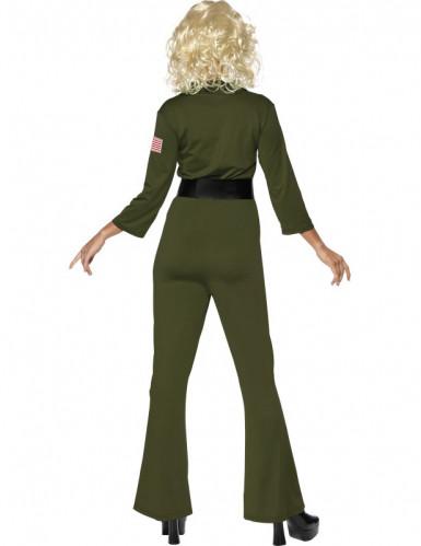 Elokuvasta Top Gun - lentäjistä parhaat™ naamiaisasu naiselle-1