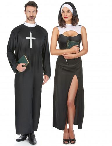 Pappi ja rohkea nunna - Pariasu aikuisille
