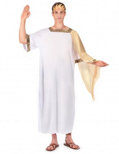 Roomalaisen keisarin naamiaisasu aikuiselle
