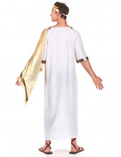 Roomalaisen keisarin naamiaisasu aikuiselle-1