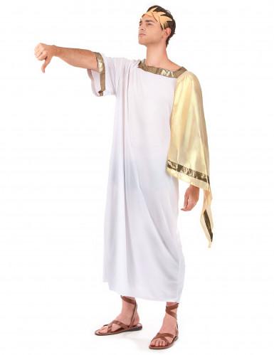 Roomalaisen keisarin naamiaisasu aikuiselle-2