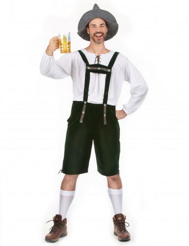 Oktoberfest-asu aikuiselle