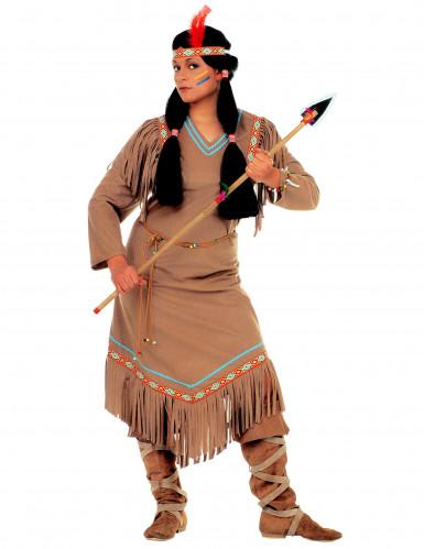 Pitkähelmainen intiaanimekko-1